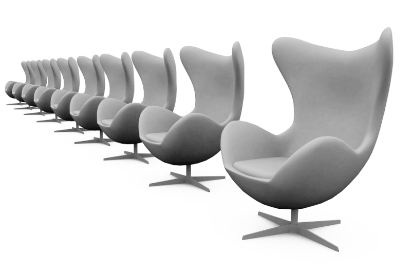 Row-of-Chairs-(White)